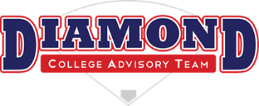 Diamond college advisory team logo
